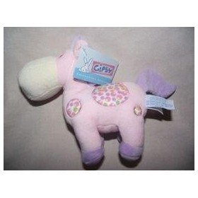Accueil Gipsy doudou Gipsy Cheval Rose bulle violet vert Pantin