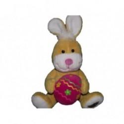 Accueil Gipsy doudou Gipsy Lapin Jaune œufs de paques rose vert jaune (plus de musique) Pantin