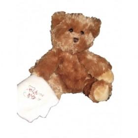 Accueil Histoire d'ours doudou Histoire d'ours Ours Marron HO1275 Pantin