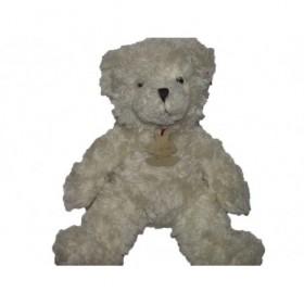 Accueil Histoire d'ours doudou Histoire d'ours Ours Blanc 30cms Pantin