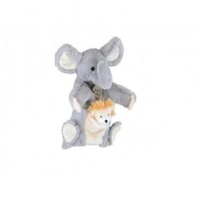 Accueil Histoire d'ours doudou Histoire d'ours Elephant Gris Mario a doigt Lion HO2368 Mario a Doigts Marionnette
