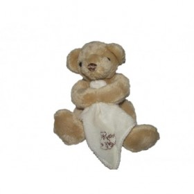 Accueil Histoire d'ours doudou Histoire d'ours Ours Beige HO1401 Pantin