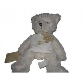 Accueil Histoire d'ours doudou Histoire d'ours Ours Blanc A habiller Tee shirt HO1150 Pantin