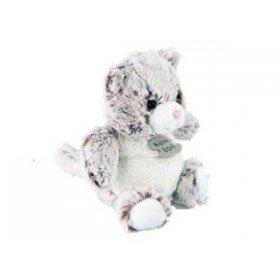 Accueil Histoire d'ours doudou Histoire d'ours Chat Marron 18cm HO2351 Zanimoos Pantin
