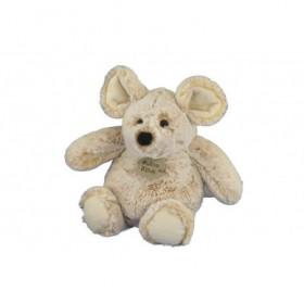 Accueil Histoire d'ours doudou Histoire d'ours Souris Marron 24cm HO2356 Zanimoos Pantin