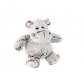 Accueil Histoire d'ours doudou Histoire d'ours Hippo Marron 24cm HO2354 Zanimoos Pantin