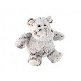 Accueil Histoire d'ours doudou Histoire d'ours Hippo Marron 18cm HO2353 Zanimoos Pantin