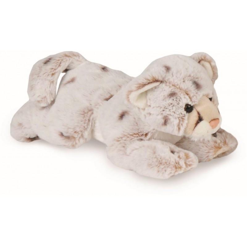 Accueil Histoire d'ours doudou Histoire d'ours leopard Blanc des Neige 30cms Savane Pantin