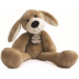 Accueil Histoire d'ours doudou Histoire d'ours Chien Beige HO2309 Sweety Pantin