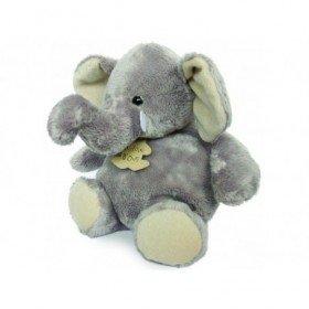 Accueil Histoire d'ours doudou Histoire d'ours Elephant Gris HO1948 Savane Pantin