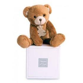 Accueil Histoire d'ours doudou Histoire d'ours Ours Marron 26 cms HO2648 Yoopy Savane Pantin