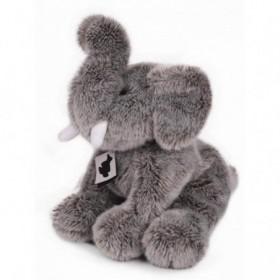 Accueil Histoire d'ours doudou Histoire d'ours Elephant Gris 22cms HO2503 Perle Pantin