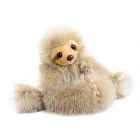 Accueil Histoire d'ours doudou Histoire d'ours Singe Marron paresseux 25cms HO2760 Savane Pantin