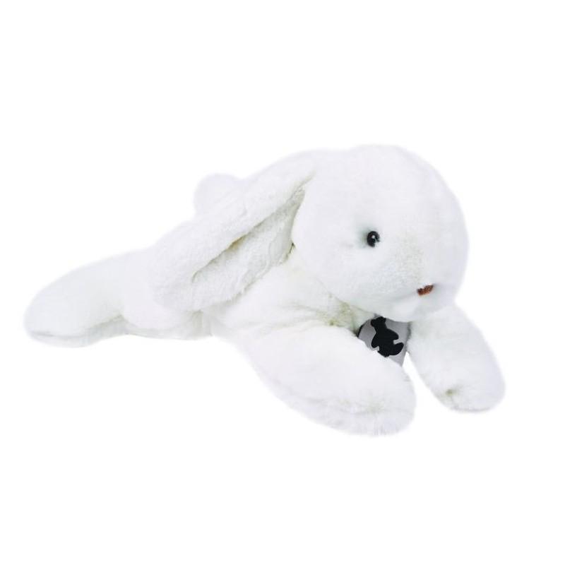 Accueil Histoire d'ours doudou Histoire d'ours Lapin Blanc Alaska 37cms Signature Pantin