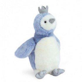 Accueil Histoire d'ours doudou Histoire d'ours Pingouin Bleu 30cms HO2861 Pigloo Pantin