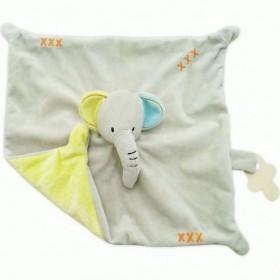 Accueil Chatounets doudou Chatounets Elephant Gris Vent Pantin