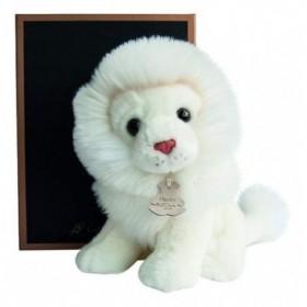Accueil Histoire d'ours doudou Histoire d'ours Lion Blanc HO2603 Les Authentiques Pantin