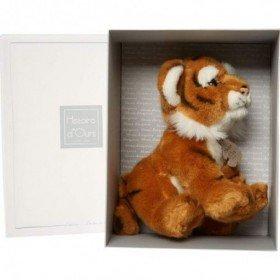 Accueil Histoire d'ours doudou Histoire d'ours Tigre Marron HO2213 Les Authentiques Pantin