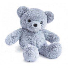 Accueil Histoire d'ours doudou Histoire d'ours Ours Bleu Gris HO2751 Coloriage Pantin