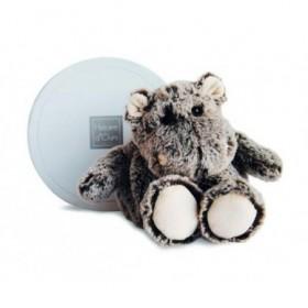 Accueil Histoire d'ours doudou Histoire d'ours Hippo Marron Moyen Modele Les boulidoux Pantin