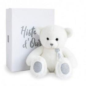 Accueil Histoire d'ours doudou Histoire d'ours Ours Blanc Charms Pantin