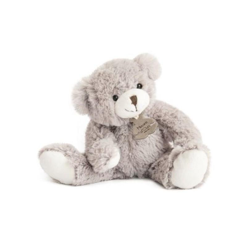 Accueil Histoire d'ours doudou Histoire d'ours Ours Gris Perle 25cms Coup de cœur Pantin