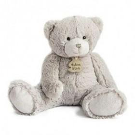 Accueil Histoire d'ours doudou Histoire d'ours Ours Gris Perle 35cms Coup de cœur Pantin