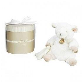 Accueil Doudou et Compagnie doudou Doudou et compagnie Mouton Blanc DC2423 Mon tout petit Pantin