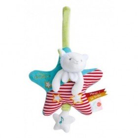 Accueil Doudou et Compagnie doudou Doudou et compagnie Mouton Rouge luminescent DC3015 Magic Musical