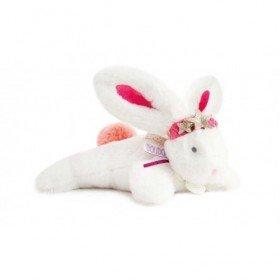 Accueil Doudou et Compagnie doudou Doudou et compagnie Lapin Rose Bunny Petite Etoile 21cms Tutti Frutti Pantin
