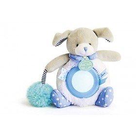 Accueil Doudou et Compagnie doudou Doudou et compagnie Chien Bleu DC3053 Lovely Veilleuse