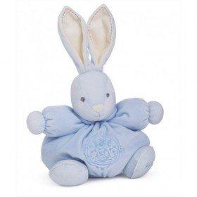 Accueil Kaloo doudou Kaloo Ours Bleu micro-velours 25cms Perle Pantin