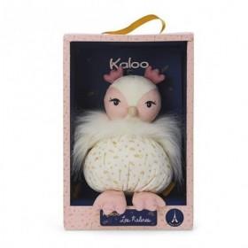 Accueil Kaloo doudou Kaloo Chouette Blanc Luna 20cms Les Kalines Pantin