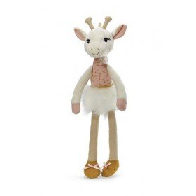 Accueil Kaloo doudou Kaloo Girafe Rose Zarafa 35cms Les Kalines Pantin