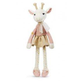 Accueil Kaloo doudou Kaloo Girafe Rose Zarafa 45cms Les Kalines Pantin