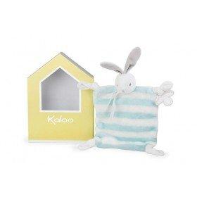 Accueil Kaloo doudou Kaloo Lapin Bleu Pastel Aqua Pastel Plat