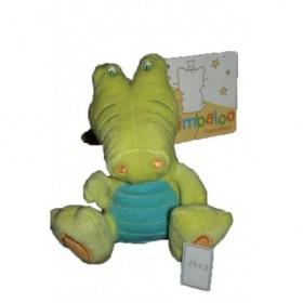 Accueil Kimbaloo doudou Kimbaloo Crocodile Vert La halle Pantin
