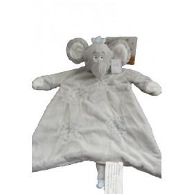 Accueil Kimbaloo doudou Kimbaloo Elephant Gris modele de 2016 La halle plat