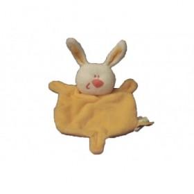 Accueil Kimbaloo doudou Kimbaloo Lapin Orange orange La halle plat