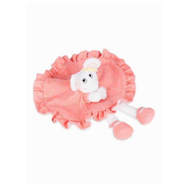 Accueil Kimbaloo doudou Kimbaloo Souris Saumon Little candy mouse corail La halle plat