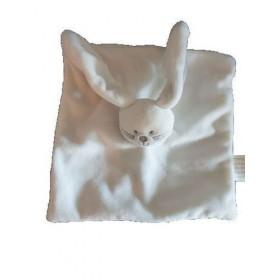Accueil Kimbaloo doudou Kimbaloo Lapin Blanc  Plat