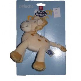 Accueil Mots d'enfants doudou Mots d'enfants Lion Beige  Pantin