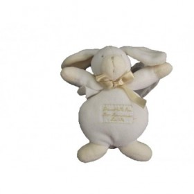 Accueil Moulin Roty Doudou Moulin Roty Lapin Blanc mouton 2 Milles ans bon anniversaire  Hochet