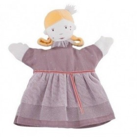 Accueil Moulin Roty Doudou Moulin Roty Poupee Marron La Princesse Enchantee Marionnette