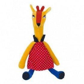 Accueil Moulin Roty Doudou Moulin Roty Girafe Jaune 36cms Les Popipop Pantin