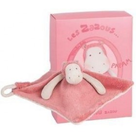 Accueil Moulin Roty Doudou Moulin Roty Hippo Rose Les Zazous Plat