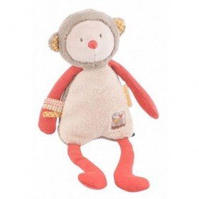 Accueil Moulin Roty Doudou Moulin Roty Singe Beige 29cms Les Papoums Pantin