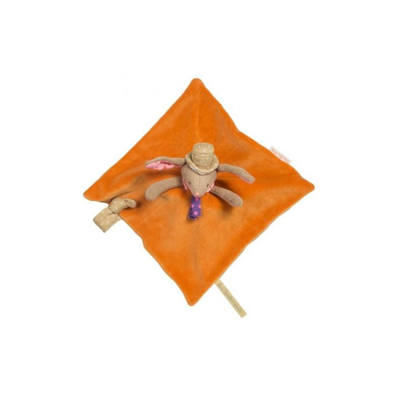 Accueil Moulin Roty Doudou Moulin Roty Lapin Orange Les Tartempois Plat