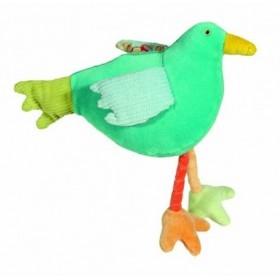 Accueil Moulin Roty Doudou Moulin Roty Oiseau Vert de Paradis Balthazar et Valentine Hochet
