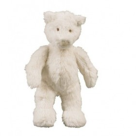 Accueil Moulin Roty Doudou Moulin Roty Ours Blanc 20cms Basile et Lola Hochet